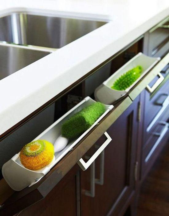 органайзер для кухонных принадлежностей