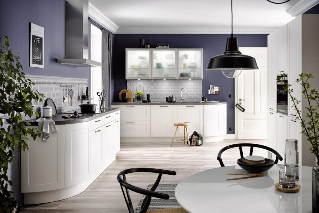 какую кухню выбрать глянцевую или матовую