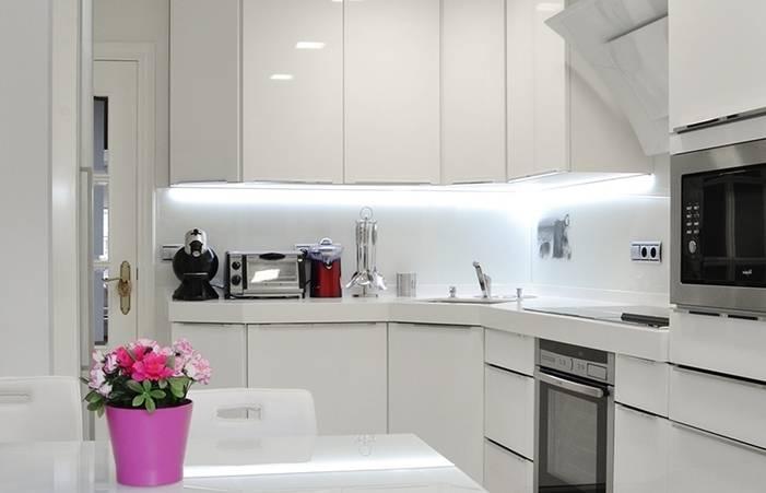 кухни кофе с молоком глянец фото