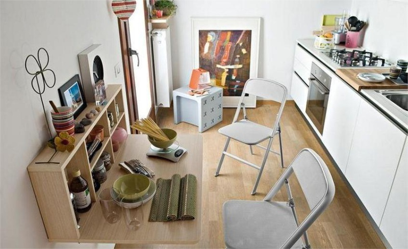 кухня 4 на 3