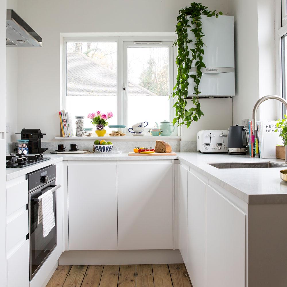 планировка кухни 4х4