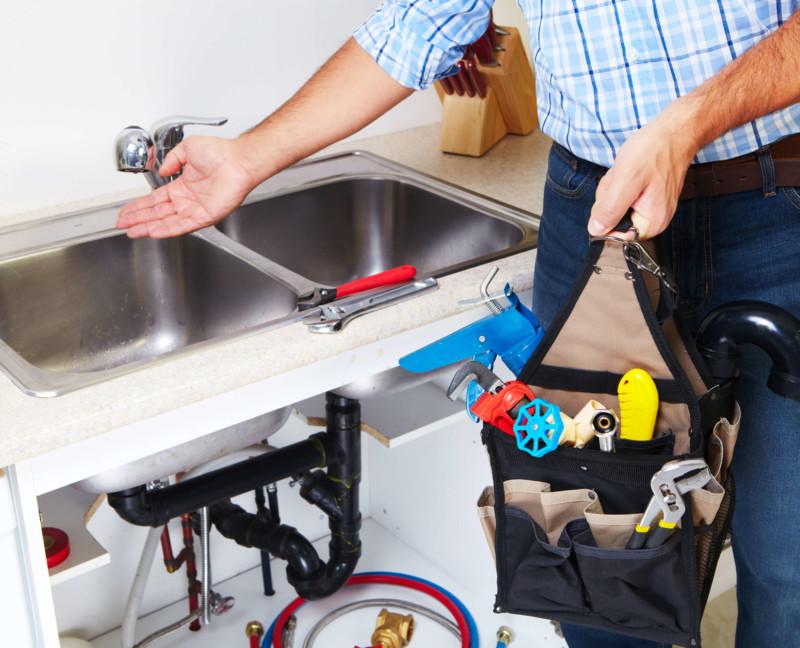 как поменять прокладку в кране на кухне
