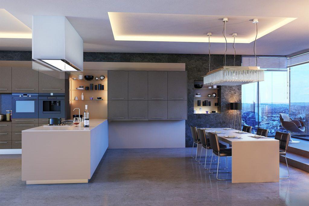 кухонные фасады фото