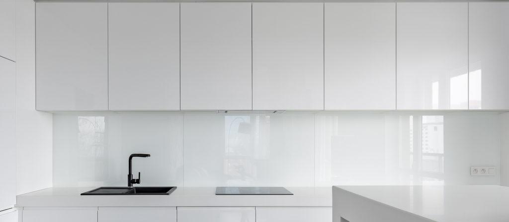 кухни фото угловые глянцевые