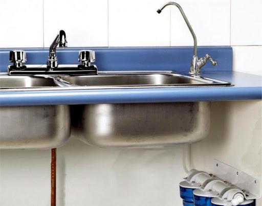 фильтр для питьевой воды под мойку