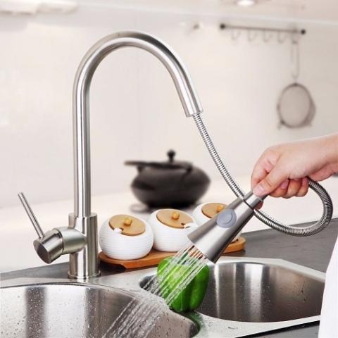 ремонт кухонного смесителя