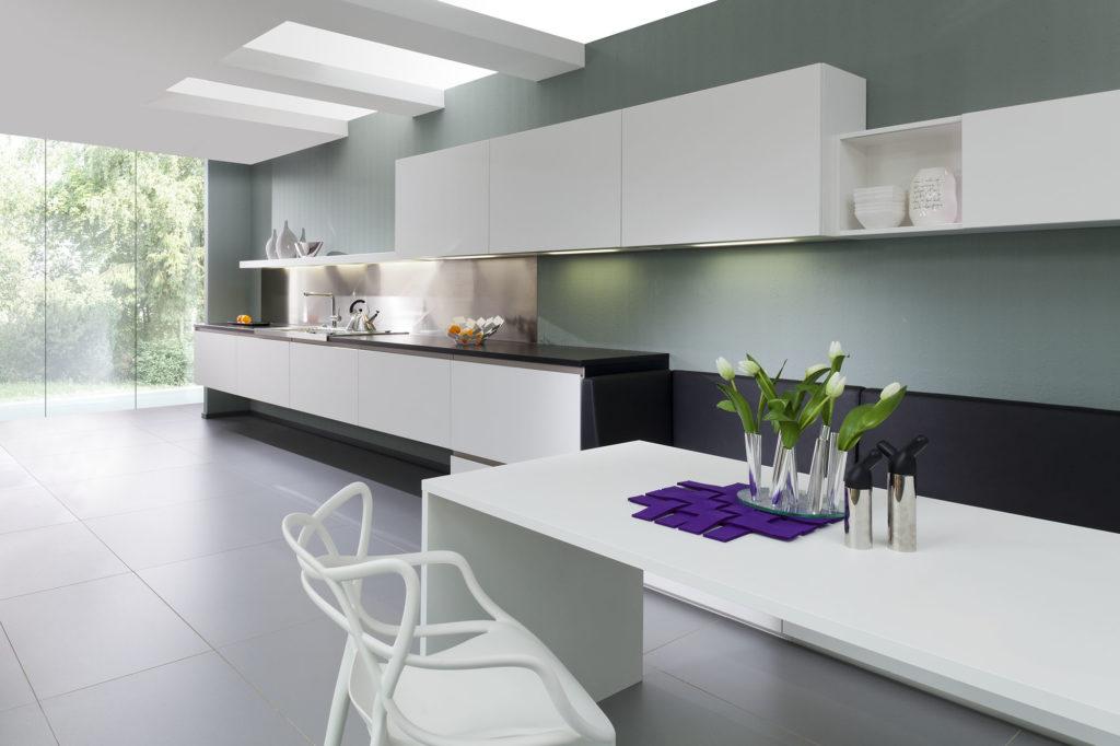 глянцевая или матовая кухня что лучше