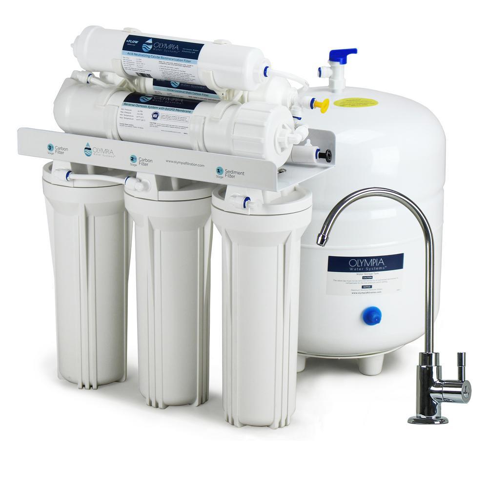 проточный фильтр для воды