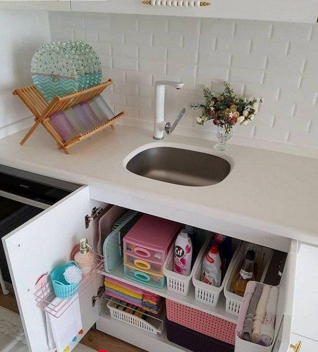 лайфхаки для кухни хранение