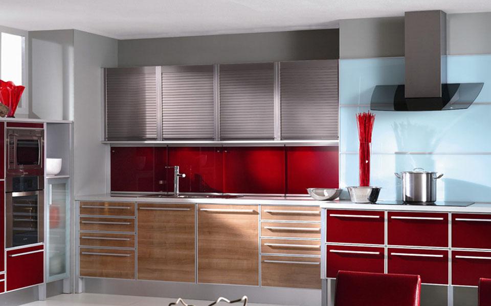 как обновить кухонный гарнитур