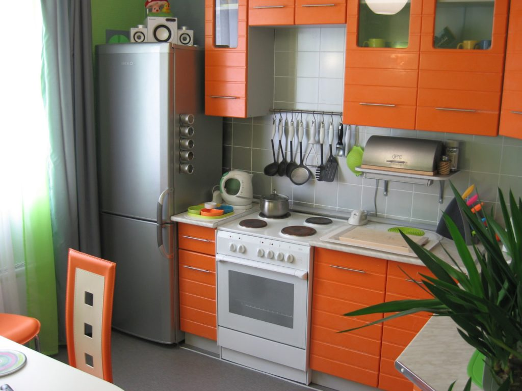 кухни в панельных домах фото дизайн