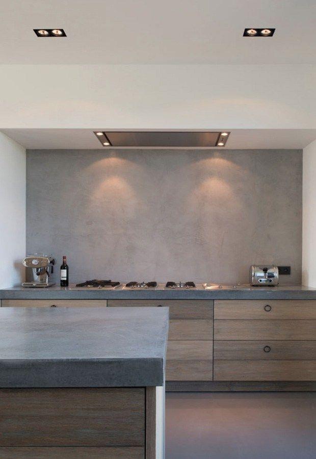 фактурная штукатурка для стен фото на кухню