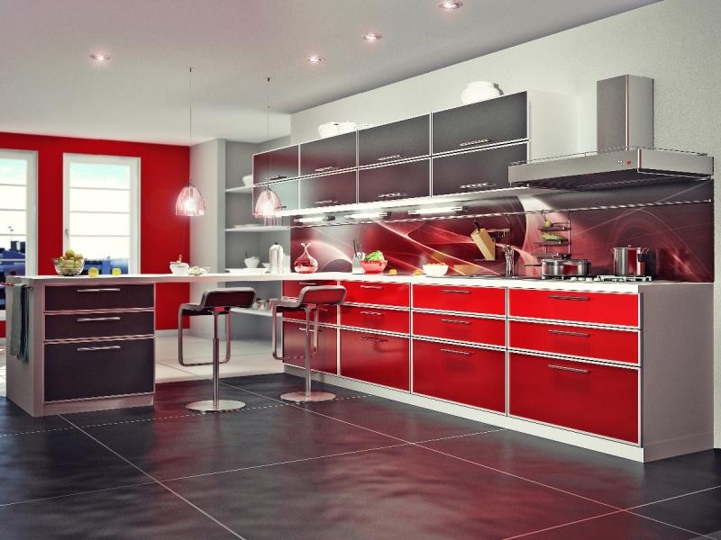 алюминиевый профиль для кухни