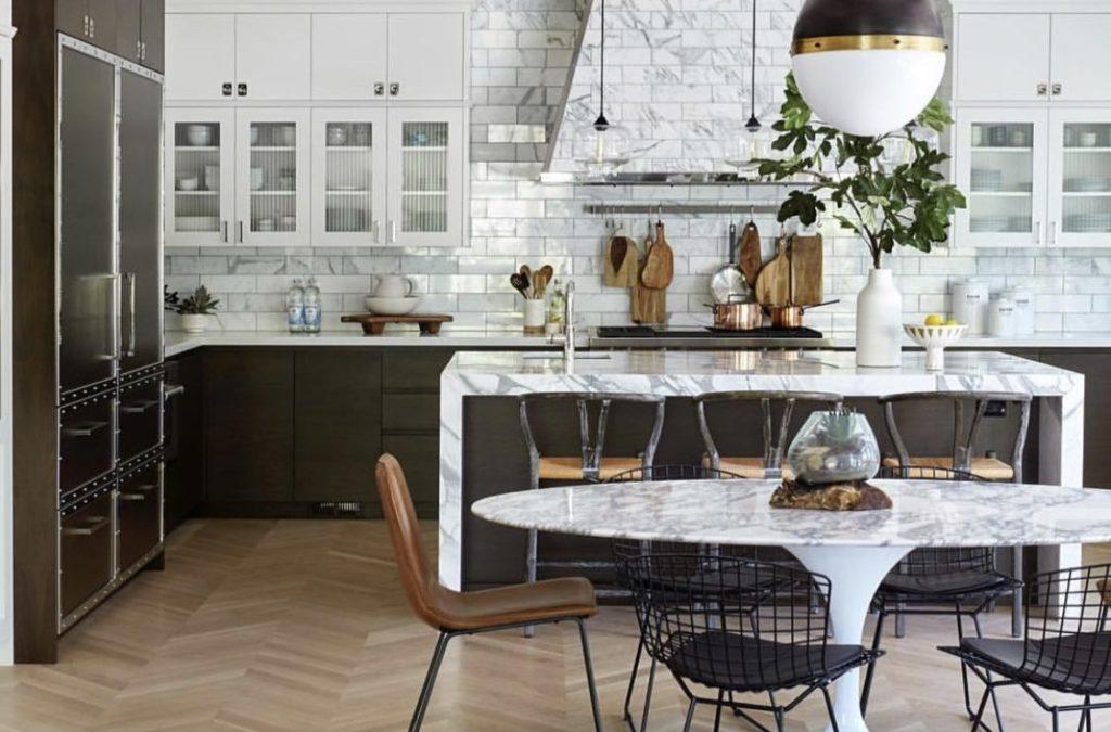 как оформить кухню красиво своими руками