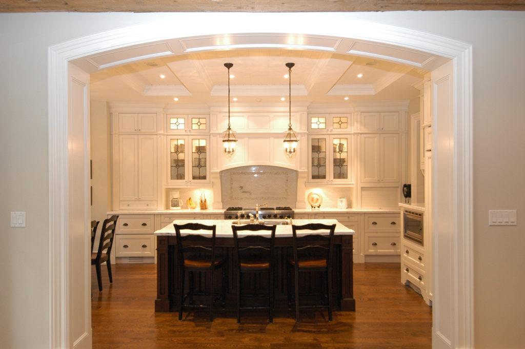 кухня без окна дизайн