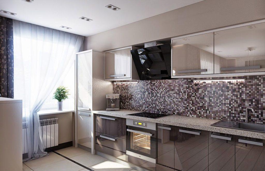 керамогранит для пола на кухню и коридор