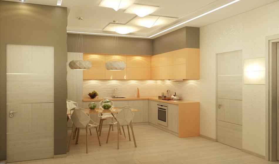 кухня без окна в квартире отзывы