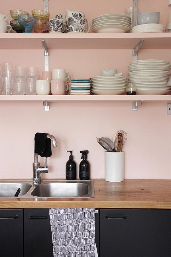 персиковая кухня