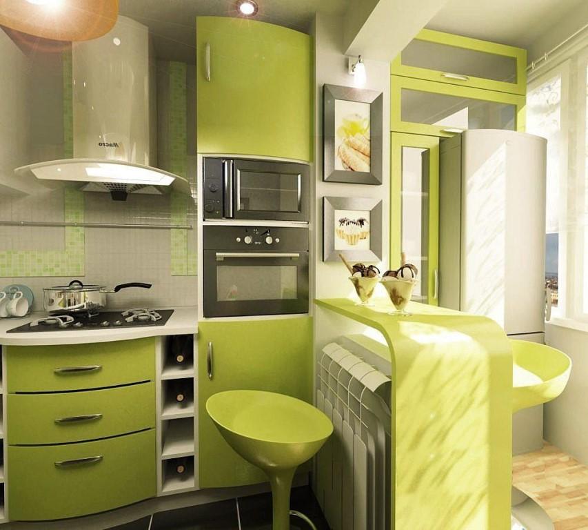 ремонт кухни в панельном доме