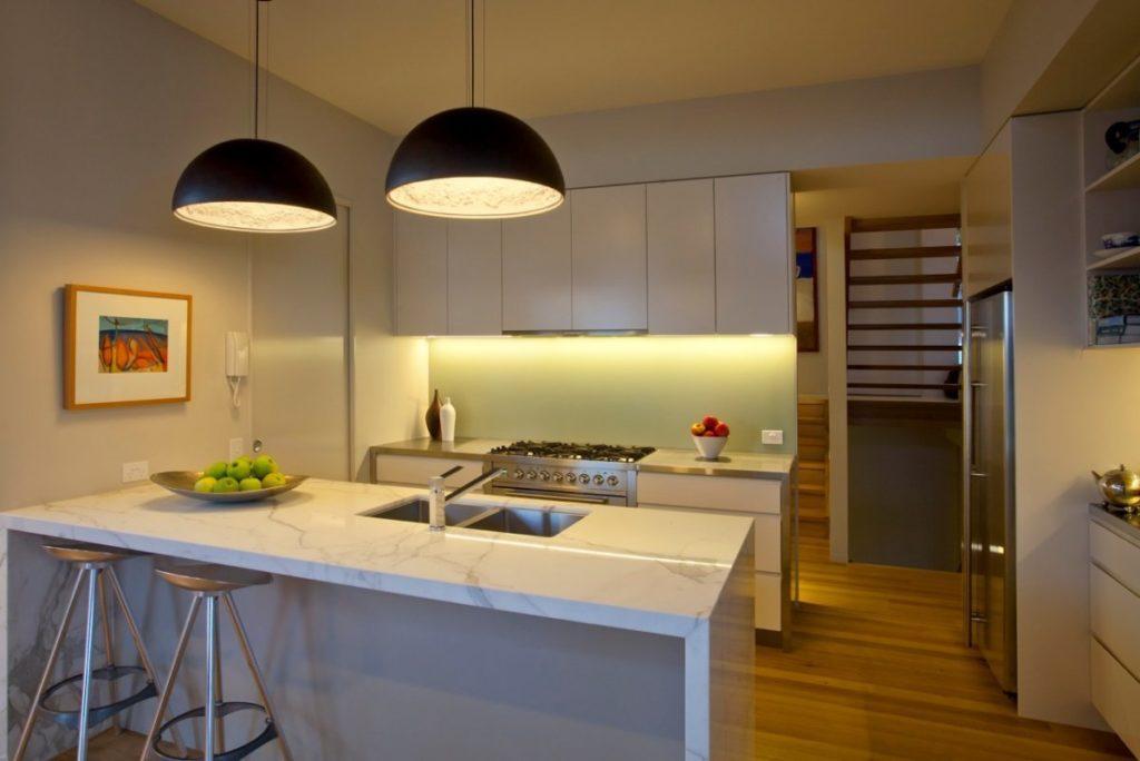 кухня без окна