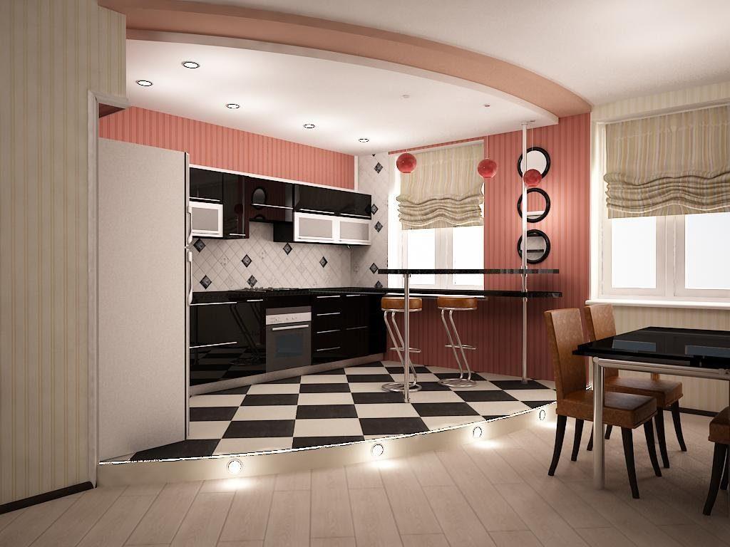 размер кухни в 9 этажном панельном доме