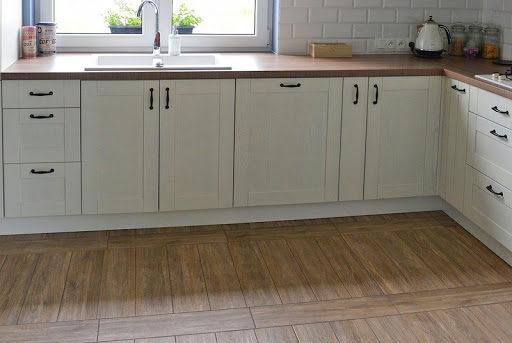плитка для кухни на пол керамогранит