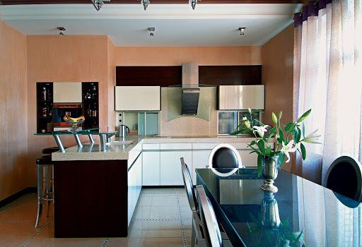 персиковый цвет стен фото