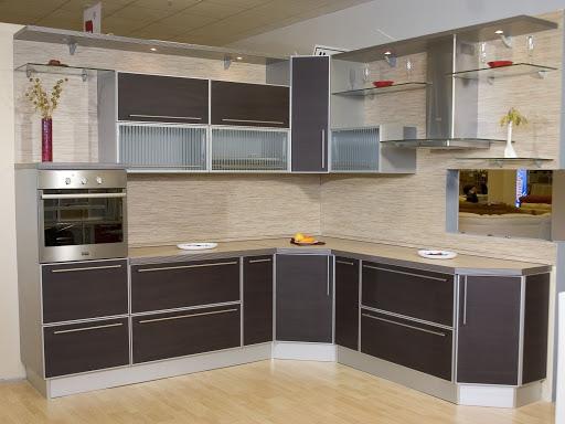 алюминиевый профиль для кухонных фасадов