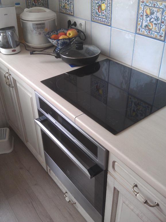 мастер по установке столешницы на кухне