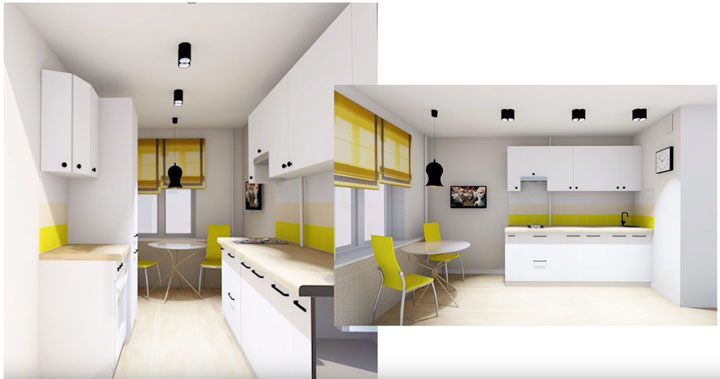 люстра на кухню фото