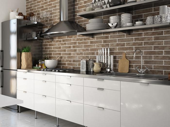 плитка на фартук для кухни