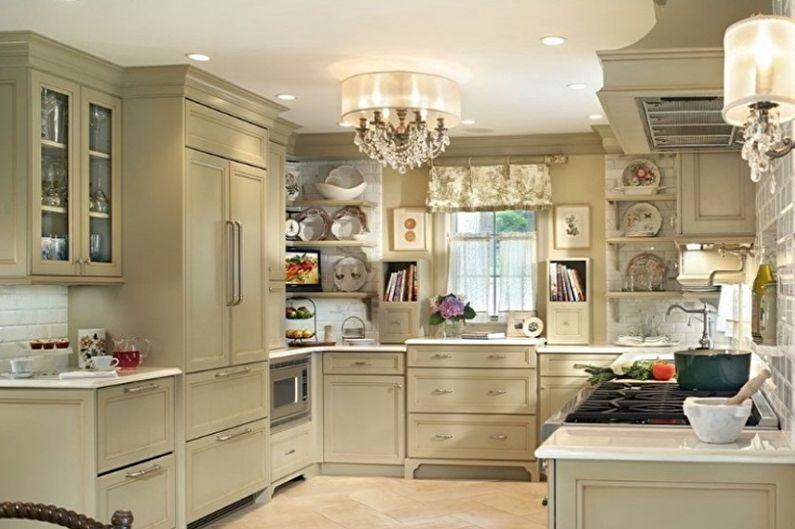 люстры для кухни в современном стиле