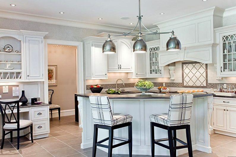 люстры на кухню фото