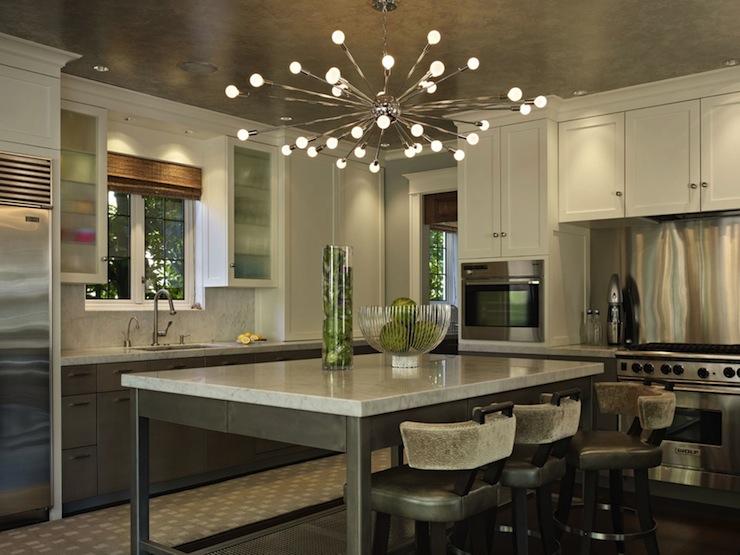 современные люстры для кухни
