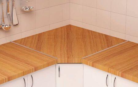 как установить столешницу на кухонный гарнитур