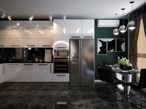 люстры для кухни в современном стиле фото
