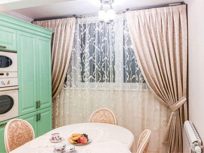 шторы на кухню икеа