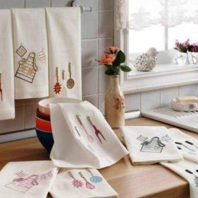 17 эффективных способов, как отстирать кухонные полотенца в домашних условиях