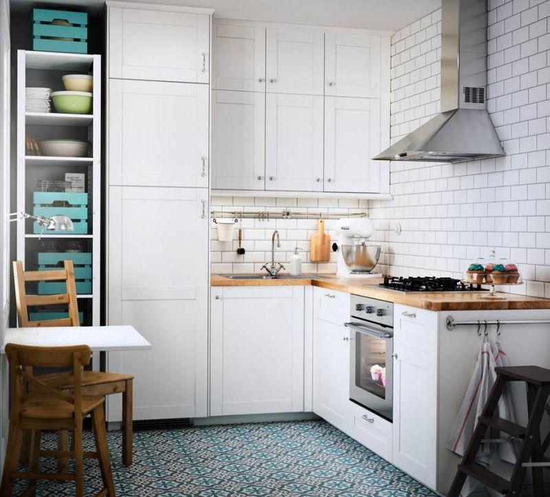 Икеа кухни угловые для маленькой кухни