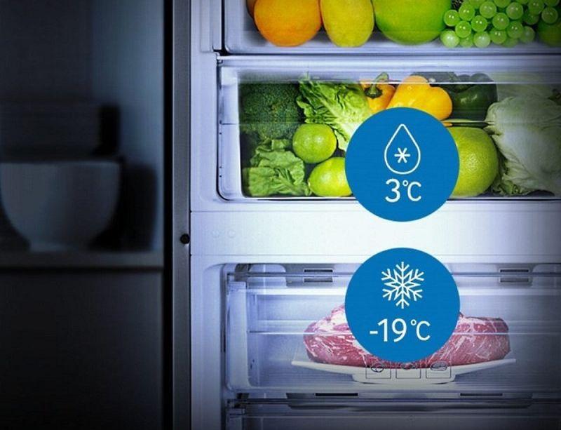 Температура в холодильнике: норма домашних условиях