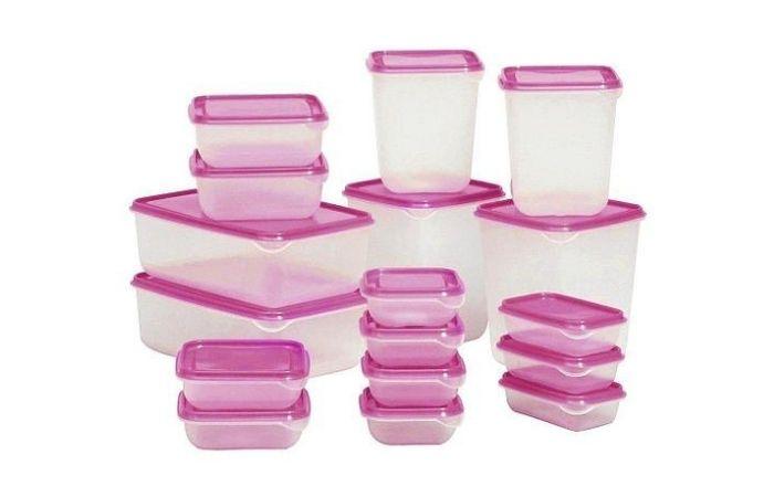 пластиковые контейнеры икеа большие