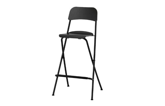 высота полубарного стула