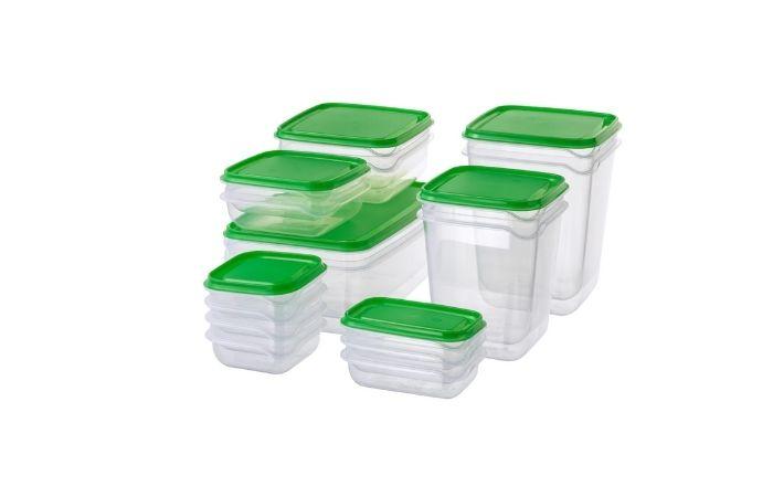 икеа пластиковые контейнеры для хранения