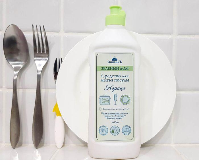 самые безопасные средства для мытья посуды