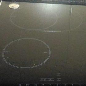 Пошаговая инструкция: как заклеить лопнувшую поверхность варочной панели