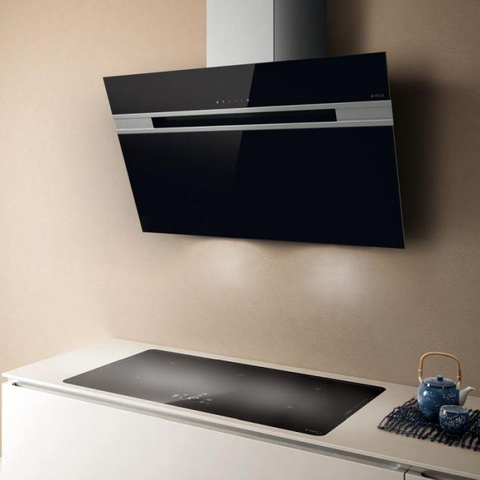 кухонные угольные вытяжки без отвода