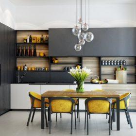 Дизайн современных кухонных гарнитуров — советы профессионалов